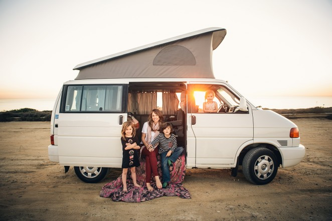 Family Photos Torrey Pines