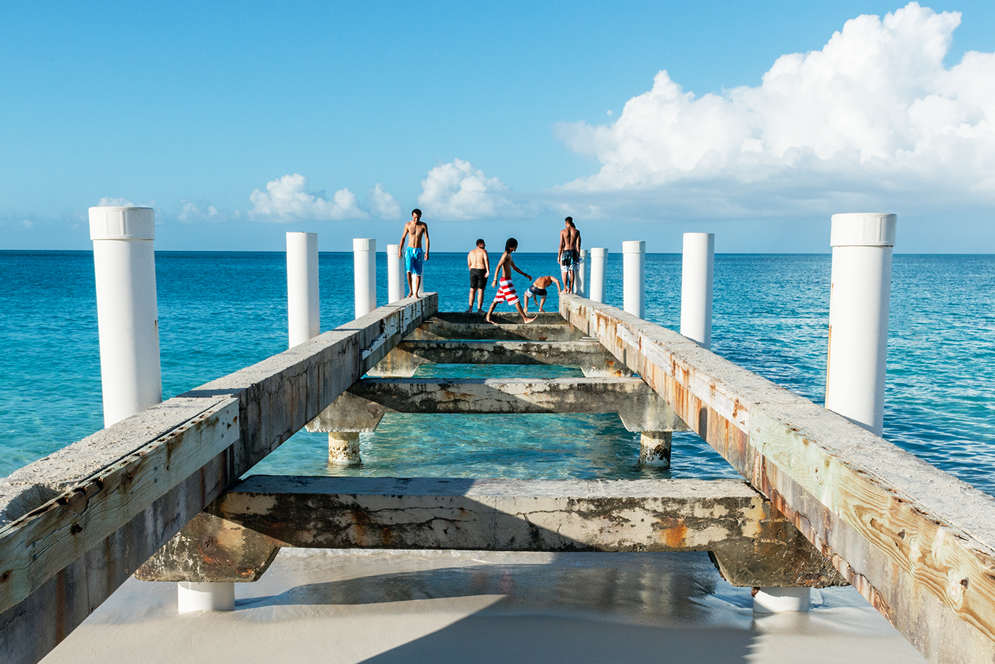 Turks and Caicos Travel Guide Pier