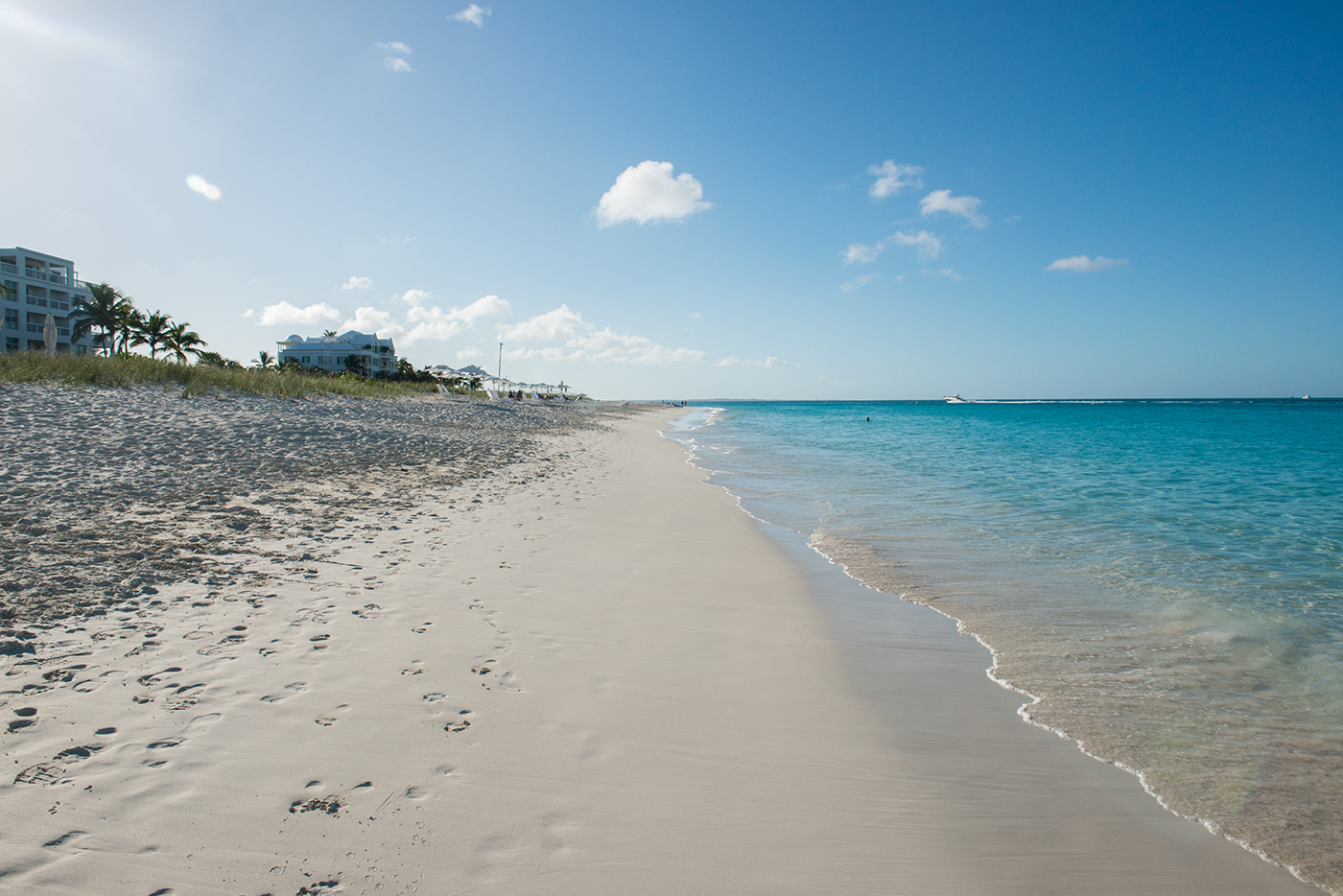 Turks and Caicos Grace Bay Travel Guide