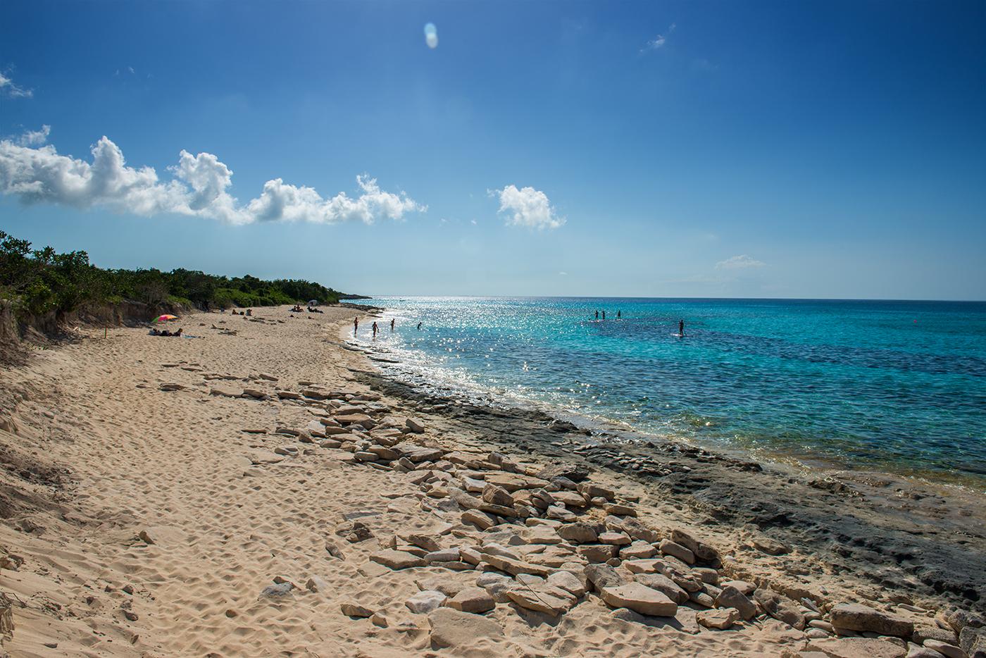 Turks and Caicos Malcolm Beach