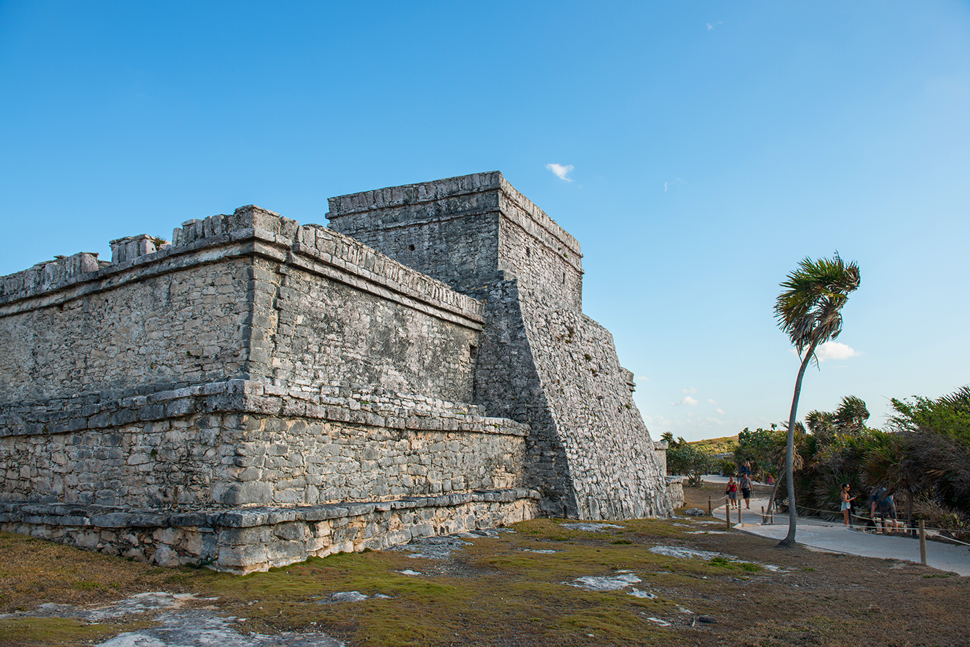Tulum Ancient Mayan Ruins