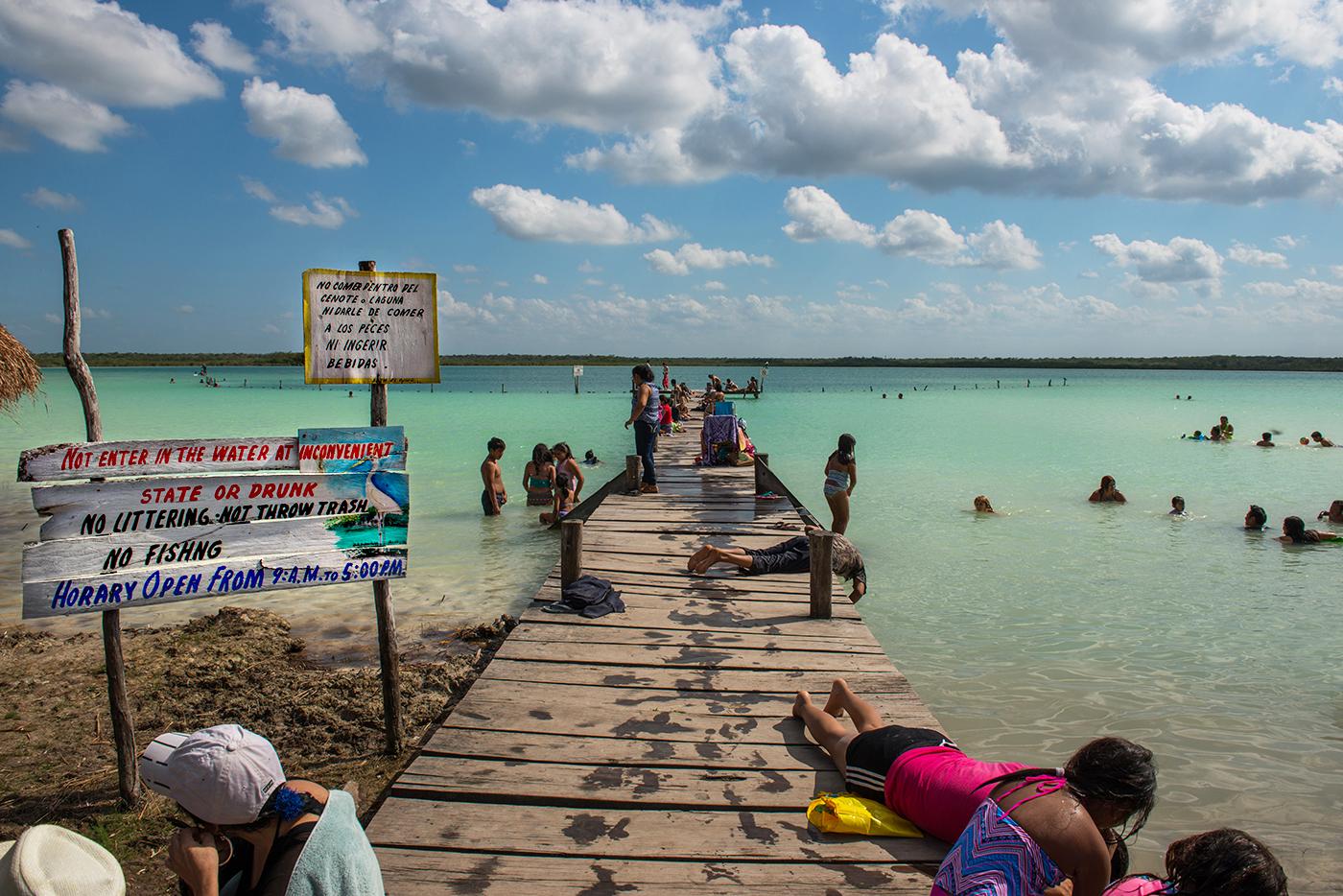Kaan Luum Lagoon Tulum